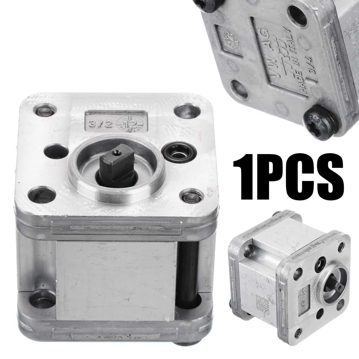 New Hydraulic Gear Pump Metal Gear Pump Hydraulic Model Excavating Machinery For Pumps Parts Accessories