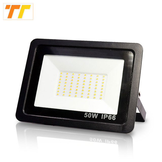10W 20W 30W 50W 100W Led Flood Light Smart IC SMD 2835 Floodlights Outdoor Lighting For Street Square
