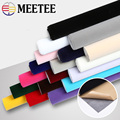 Meetee 50x150cm Flannel Fabric Self-adhesive Adhesive Cloth for Jewelry Box Drawer Sticker Decor DIY Home Textile Craft FA203