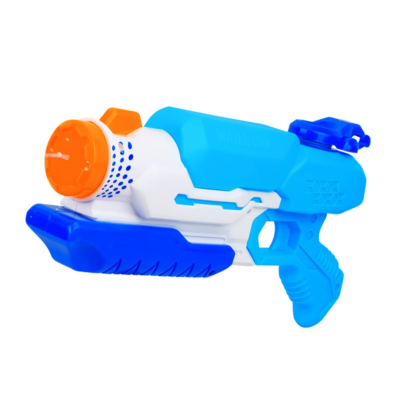 Children's Squirts Summer Sprinklers Pull-Type High-Pressure Pumping Water Cannons Beach Outdoor Rafting Water Children's Toy