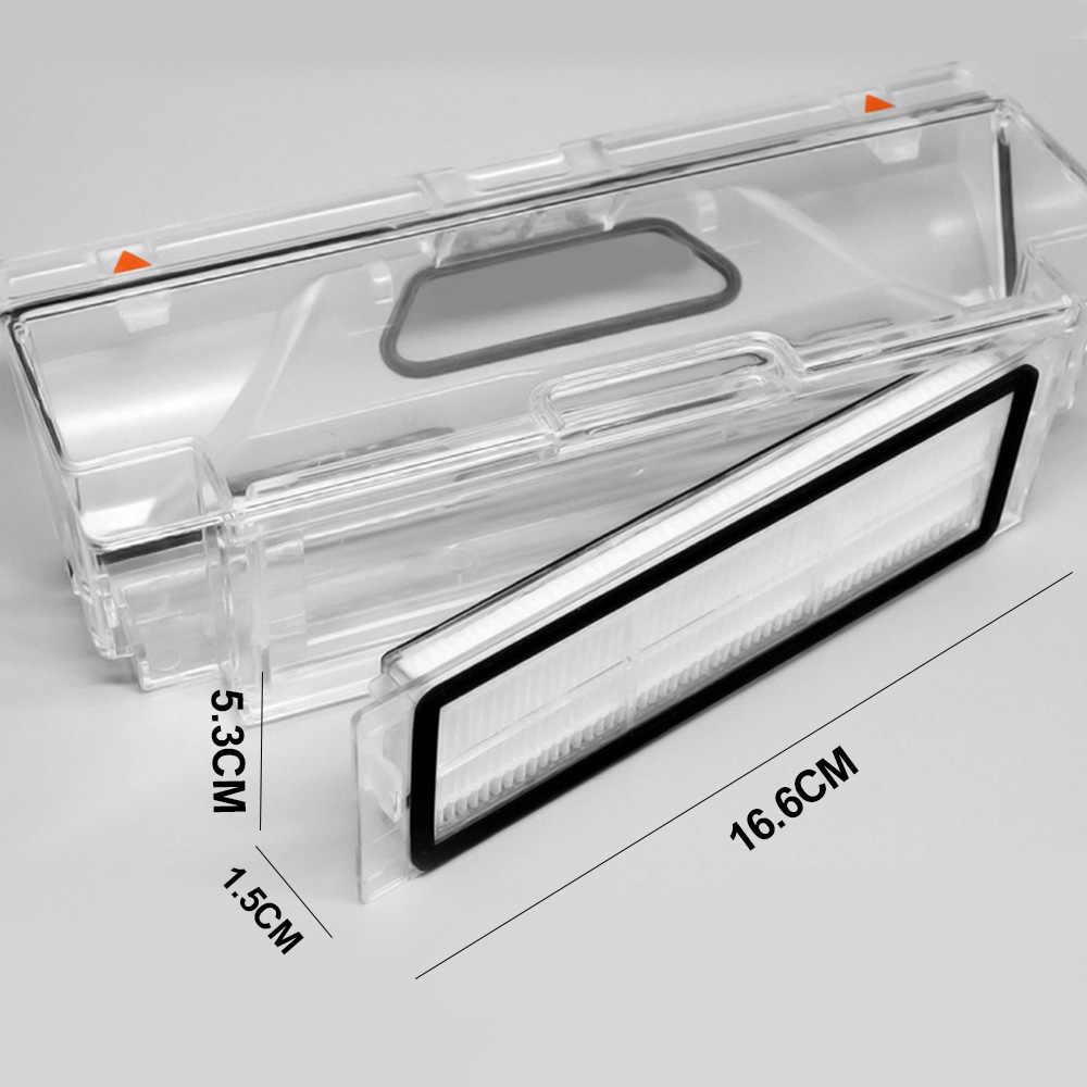 2 шт. Замена прочный вакуумный фильтр для XIAOMI MIJIA домашний комплект запчасти подметальный робот пылесос запчасти