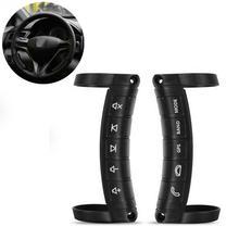 Рулевое колесо Тюнинг автомобиля универсальный пульт дистанционного управления автомобиля Спорт кнопка дистанционного управления автомобиль гоночный DVD automotivo Bluetooth беспроводной