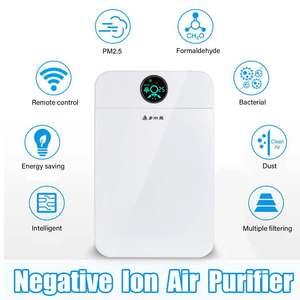 35W 220V Air Purifiers LCD Dis