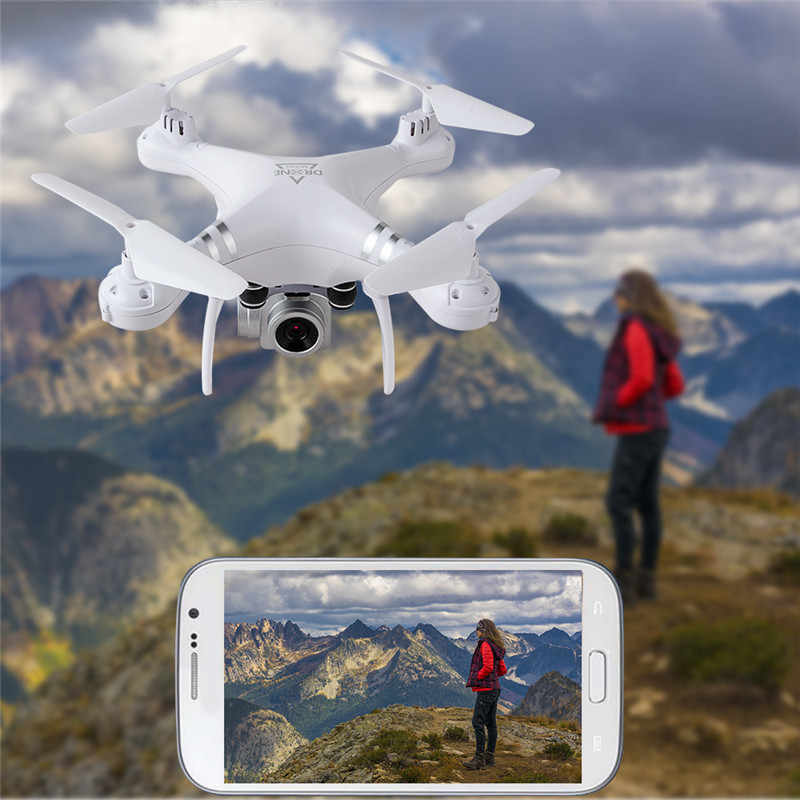 JD22 RC Camera Drone 360 CuộN HD 1080P WIFI FPV Selfie Drone Chuyên Nghiệp Có Thể Gấp Gọn Mini Drone Rộng Thiên Thần máy Bay Trực Thăng