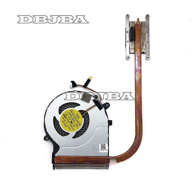 Nouveau pour Toshiba Satellite L50-C L55-C L55T-C L50D-C C50-C Radiateur Ventilateur pour Ventilateur de la carte graphique Intégrée