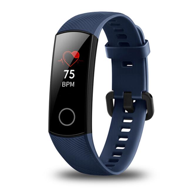 Huawei Honor Band 4 huawei smart watch IP68 Waterproof Bluetooth Wristband Heart Rate Sleep Monitor Pedometer Running watch