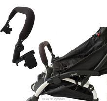 Аксессуары для детской коляски 1:1, оригинальный подлокотник для бампера Babyzen Yoyo, бампер для Babyzen Yoyo Vovo Yuyu Yoya Vinng, аналогичная Детская Рамка