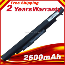 Batteria del computer portatile per hp HS04 HS03 255 245 250 240 G4 807956 001 807957 001 807612 421 807611 421 HSTNN LB6V