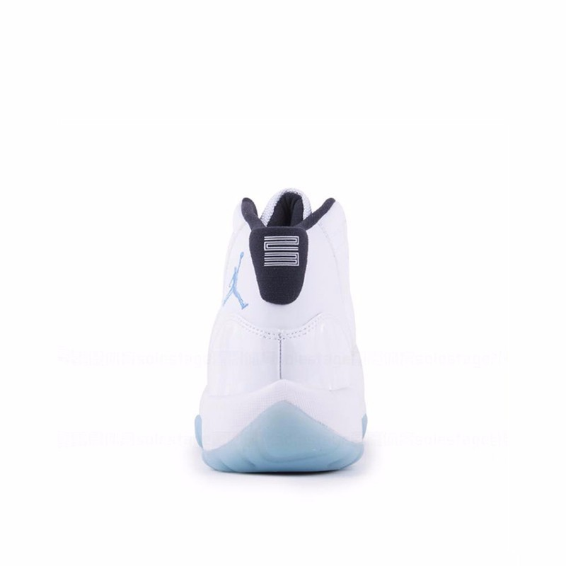 detailed look bdf05 c2223 Nike Air Jordan 11 Legend Blue AJ11 Authentic