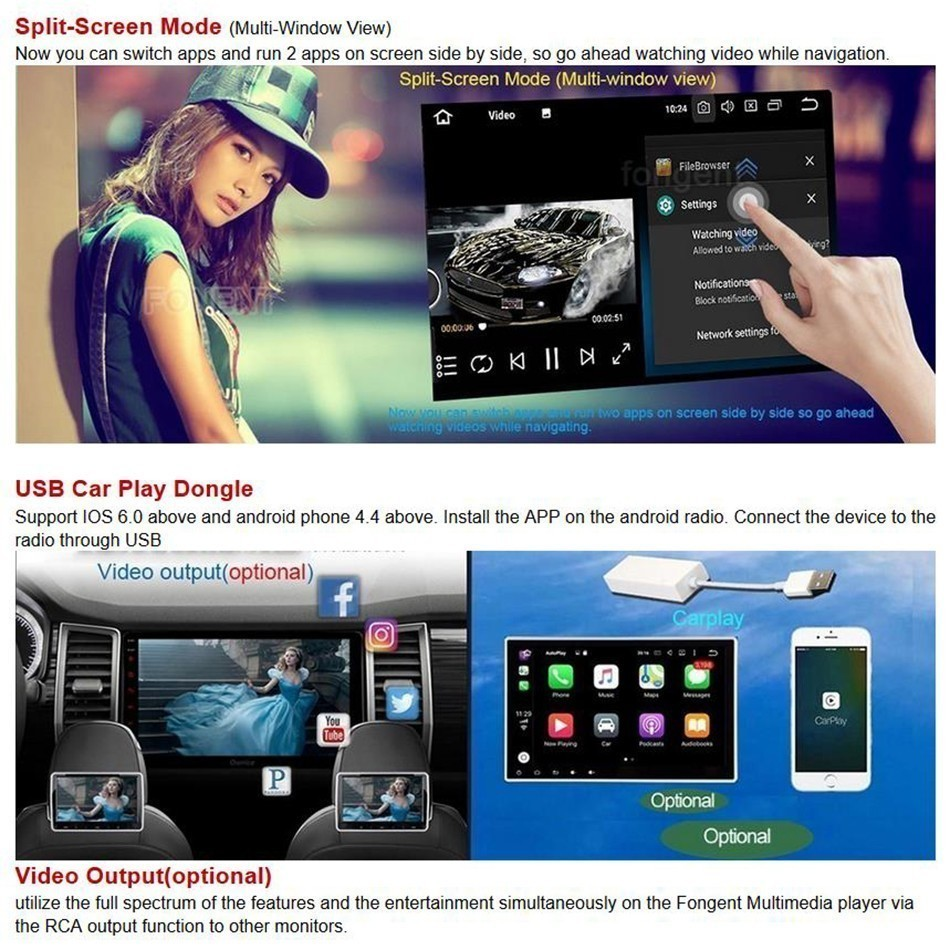 Discount for TOYOTA Hilux 2016 2017 2018 Car Android Unit Radio Multimedia Player Left Righ Hand Drive LHD RHD GPS Navigator Stereo Smart 3