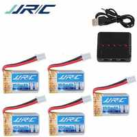 5-IN-1 Ladegerät Einheiten Für JJRC H36 NH010 F36 E010 E010C E011 E011C E013 für RC Quadcopter ersatzteile 150mah 3,7 v LIPO Batterie