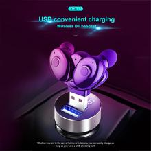 XG-17 TWS Bluetooth Headset Mini Wireless Stereo earphones With Microphone Audifonos Earphones