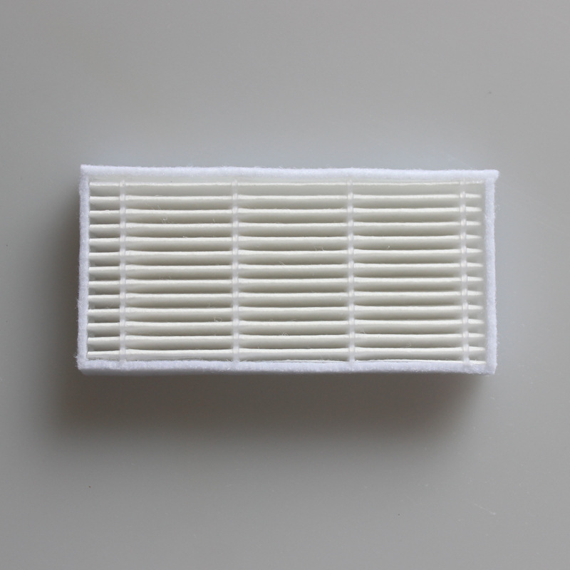 5x Robotic Vacuum Cleaner Parts HEPA Filter for Suzuka COCO SMART 780T Series Duoro XClean Robot Cleaner 10pcs replacement hepa dust filter for neato botvac 70e 75 80 85 d5 series robotic vacuum cleaners robot parts