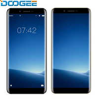 New! Doogee X60L Dual Camera 13.0mp Smartphone 5.5'' Quad Core 2gb Ram 16gb Rom 4g Android 7.0 3300mah Fingerprint Mobile Phone