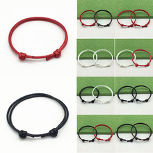 Simple handmade anklets foot chain Women and Men Couple rope anklets beach  summer accessories Lucky Ankle Bracelet Foot Jewelry foot and ankle