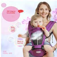 PUDCOCO New Baby Carrier Bag Waist Stool Walker Baby Sling Belt Kids Infant Hold HipSeat