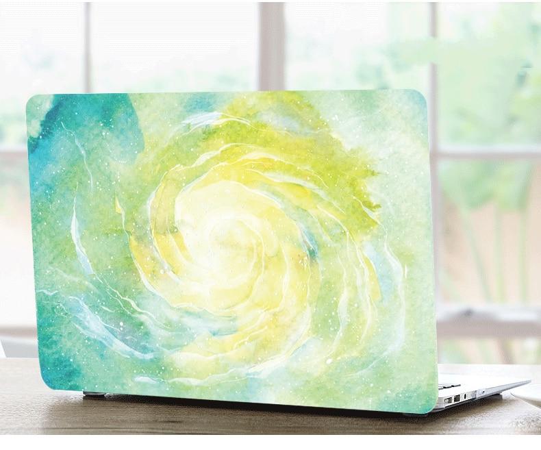 Laptop Tablet Hard Shell Case Keyboard Cover Skin Set For 2018 All New font b Apple