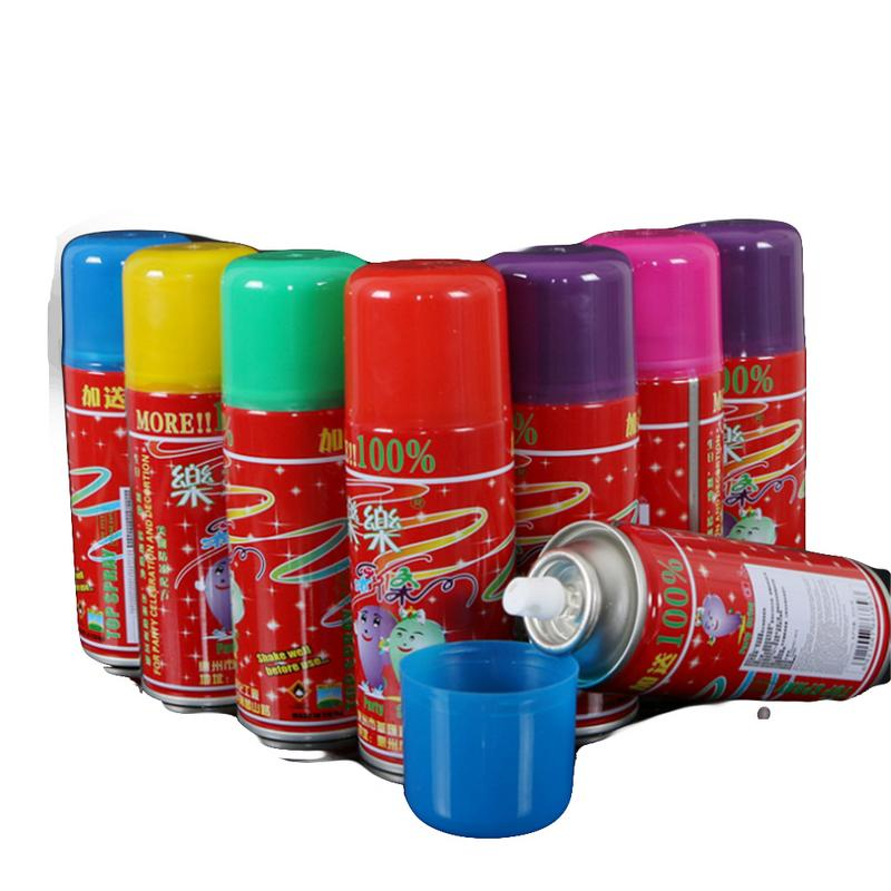 Decoration-Supplies Wedding-Props Opponents-Spray Party Festive Snow-Cans Beautiful
