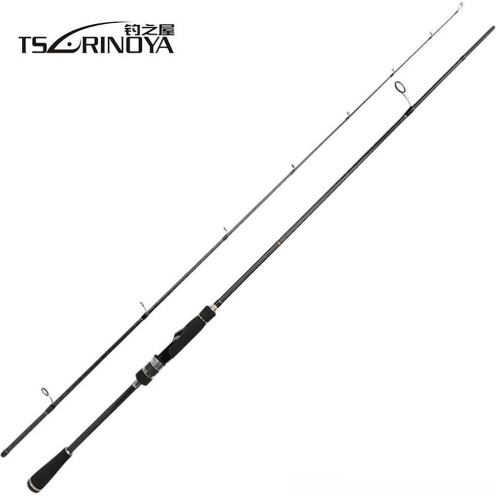 TSURINOYA MYSTERY II Satwater Fishing Rod FUJI Ring 1 98m 2 1m Lure Weight 6 18g