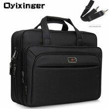 """Büyük kapasiteli erkekler basit omuz çantası 14 """"15"""" 16 inç seyahat çantası erkek rahat moda çanta iş evrak çantası Laptop çantası"""