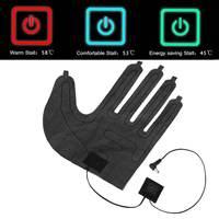 7 4 V Elektrische Heizung Handschuh Motorrad Handschuh Adjsutable Winter Outdoor Thermische Warme Finger Getriebe Zubehör Tragbare Faltbare-in Handschuhe aus Kraftfahrzeuge und Motorräder bei