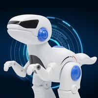 Intelligent Remote Control Machine Tyrannosaurus Model Electric Intelligent Dinosaur Fun Mechanical Dragon Children's Toys