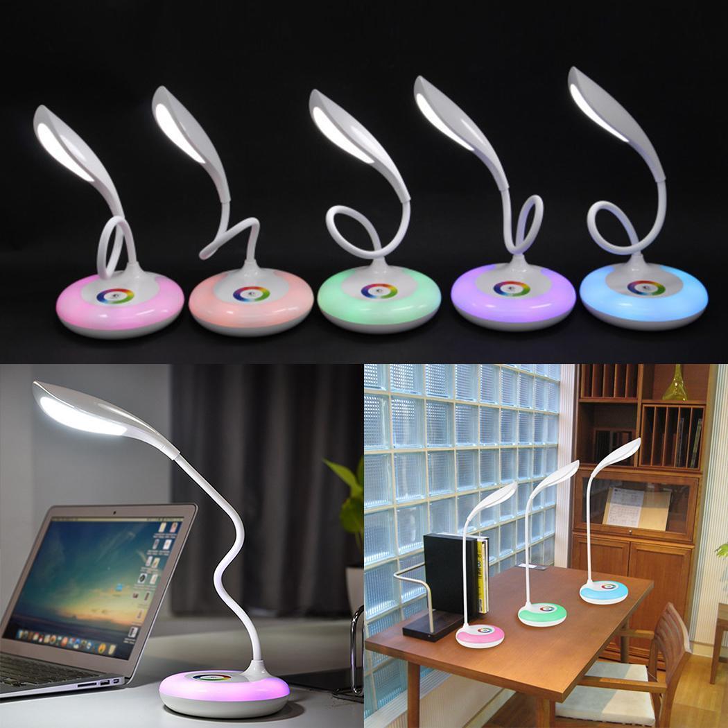 Lights & Lighting Child Read Book Light Desk Lamp 5v Usb Flexible With Clip Desk Lamp For Children Bedroom Reading Light Shadeless Book Light Led
