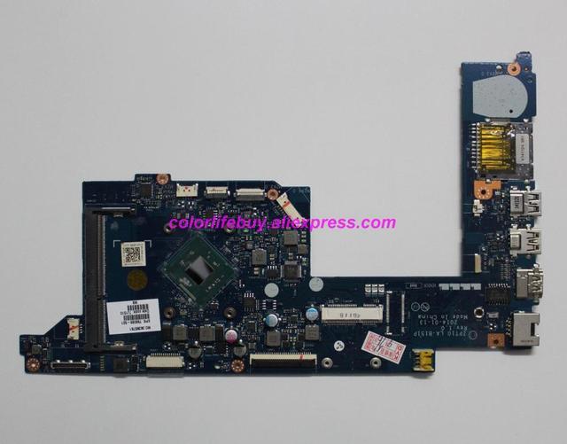 حقيقية 789088 501 ZPT10 LA B151P UMA w N2830 CPU محمول اللوحة اللوحة الرئيسية ل جناح HP 11 11 N سلسلة الكمبيوتر الدفتري