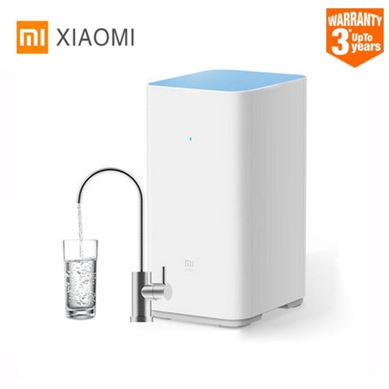 Оригинал Сяо mi Smart mi очиститель воды Сяо mi очиститель воды дома фильтры для воды Чистый Здоровье воды и WI FI Android IOS приложение телефона