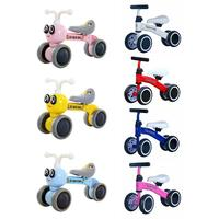 Baby Balance Bikes Bicycle Children Walker 10 Month 36 Months No Pedal Balance Car Infant 4 Wheels Toddler Birthday Gift