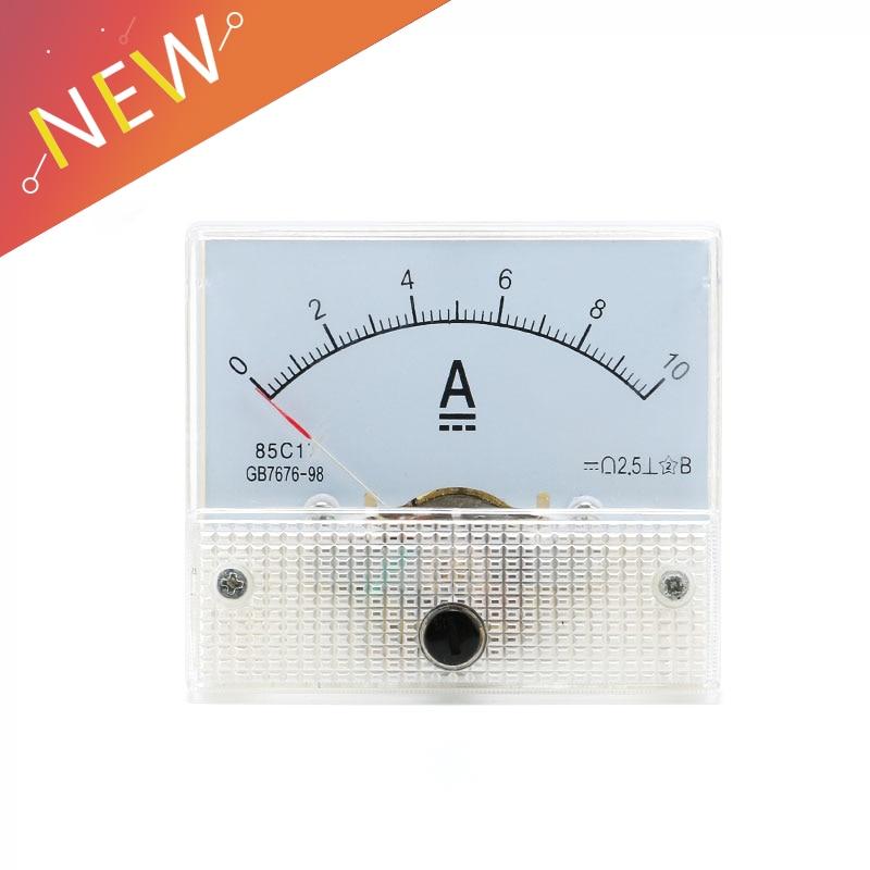 85c1-a Dc Analog Amperemeter Panel Meter Gauge 1a 2a 3a 5a 10a 20a 30a Amp Gauge Strom Mechanische Amperemeter Zu Den Ersten äHnlichen Produkten ZäHlen