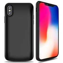 Battery Charger Case For iPhone X/Xs 6000mAh Power Bank Charging Case Powerbank Charger Case For iPhone X phone Charger cover