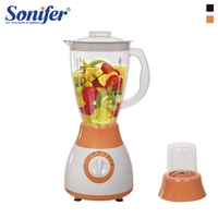 300W Colorful Multifunction electric food blender mixer kitchen 4 speeds standing blender vegetable Meat Grinder blend Sonifer