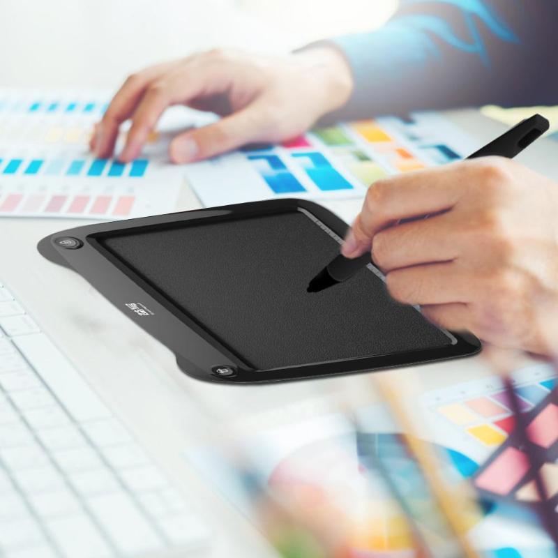 LCD écriture numérique dessin tablette écriture tampons dessin graphique conseil - 5