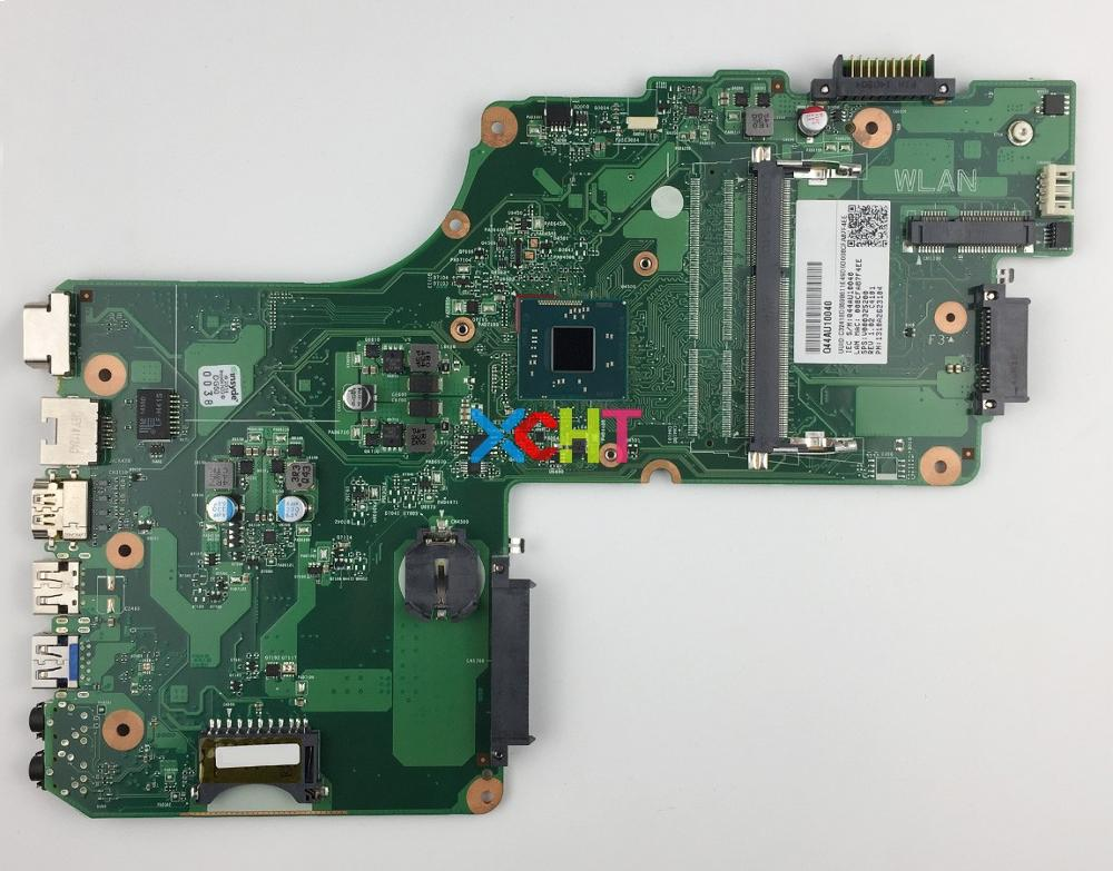 V000325200 w N2830 2.17GHz CPU for Toshiba Satellite C50 C55 C55 A Series Notebook PC Motherboard Mainboard Tested-in Laptop Motherboard from Computer & Office