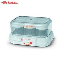 Йогуртница Ariete 85/1 YOGURELLA цвет белый, шесть стаканчиков объемом 170 грамм