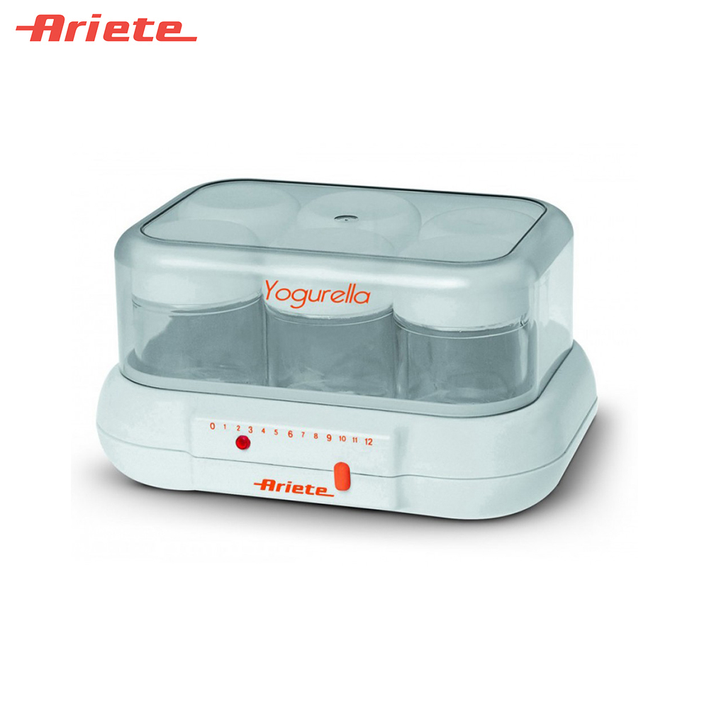 Yogurt Makers Ariete 8003705000858 home appliances kitchen appliance maker high quality kitchen appliance parts mixing blade bread maker abs plastic blade parts for lg