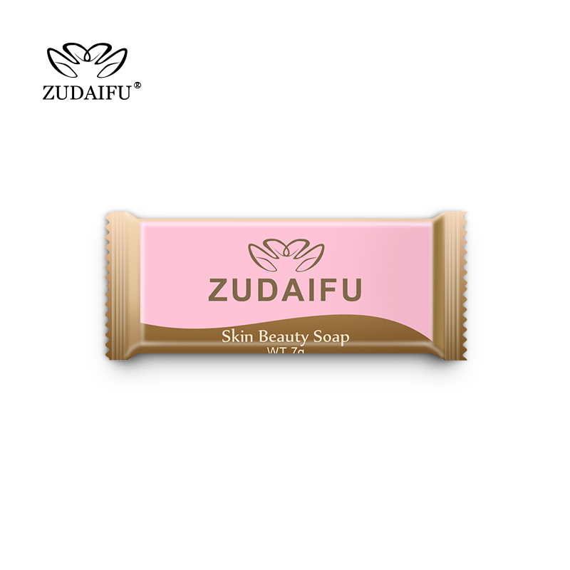 100PCS Zudaifu Sulfur Soap Trial Pack Skin Antibacterial Treatment Acne Psoriasis Seborrhea Eczema Anti Fungus Bath Beauty Soap