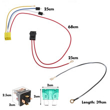Groovy Buy Horn Relay Wiring And Get Free Shipping On Aliexpress Com Wiring Database Heeveyuccorg