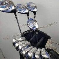 Женские клюшки для гольфа HONMA BEZEAL 525 утюги для гольфа Ms. golf Club графит Гольф клуб L изгиб без сумки бесплатная доставка