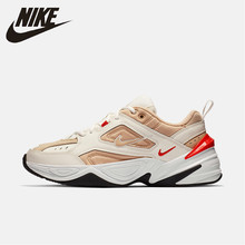 Nike Official New Arrival M2k Men's Running Shoes Outdoor Breathable Non-slip Sports Sneakers #AV4789
