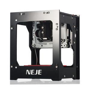 Image 4 - 2020 Upgrade 3D 1000mW CNC Crouter USB laserowa wycinarka CNC mini grawerka CNC ręcznie wykonany nadruk drukarka laserowa