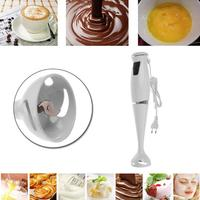 Electric Hand Blender for 4 in 1 Electric Kitchen Food Mixer Kitchen Egg Beater Vegetable Meat Grinder Sonifer