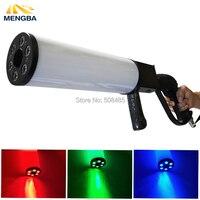 LED Co2 Gun DJ Lights LED CO2 Jet Machine Dj Gun Disco Lighting Stage Equipment