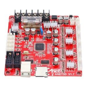 Image 2 - Anet A1284 Base V1.7 Control Board Moederbord Moederbord voor Anet A8 DIY Zelfassemblage 3D Desktop Printer Kit