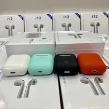 Новый i12 СПЦ Touch управление мини 1:1 Air стручки беспроводной Bluetooth 5,0 наушники гарнитура Pk I10 I11 i9s СПЦ для смартфонов Xiaomi