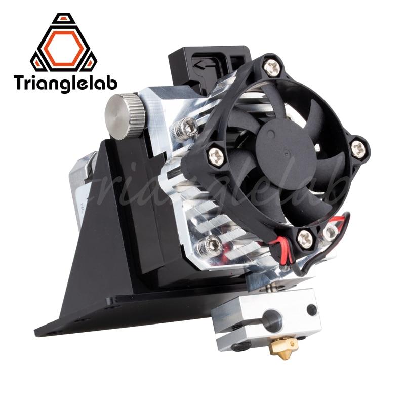 Imprimante 3d Trianglelab titan Aero V6 extrudeuse hotend kit complet extrudeuse titan kit complet reprap mk8 i3 Compatible TEVO ANET - 5