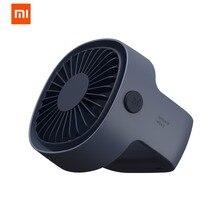 Xiaomi 3 Đời Cafele Protable Quạt Usb Mini Kẹp Quạt Để Bàn Im Lặng 3 Tốc Độ Quạt Nhà Ký Túc Xá Sinh Viên Đầu Giường Để Bàn quạt Văn Phòng
