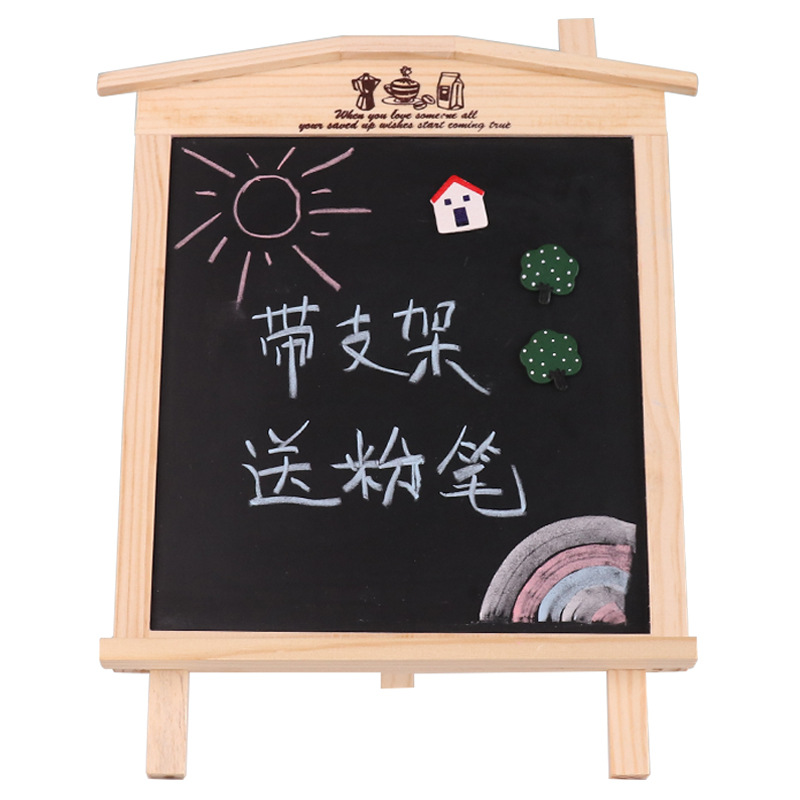 Magnetic Kindergarten Children/'s Teaching Mini Blackboard Message ChalkBoard