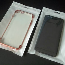 100 шт./лот 13*21 см Пластик застежкой-молнией Освободите/белая потребительская упаковка для мобильного телефона чехол для iPhone 6 s 4,7/5,5 samsung S6 S7 c5 c7
